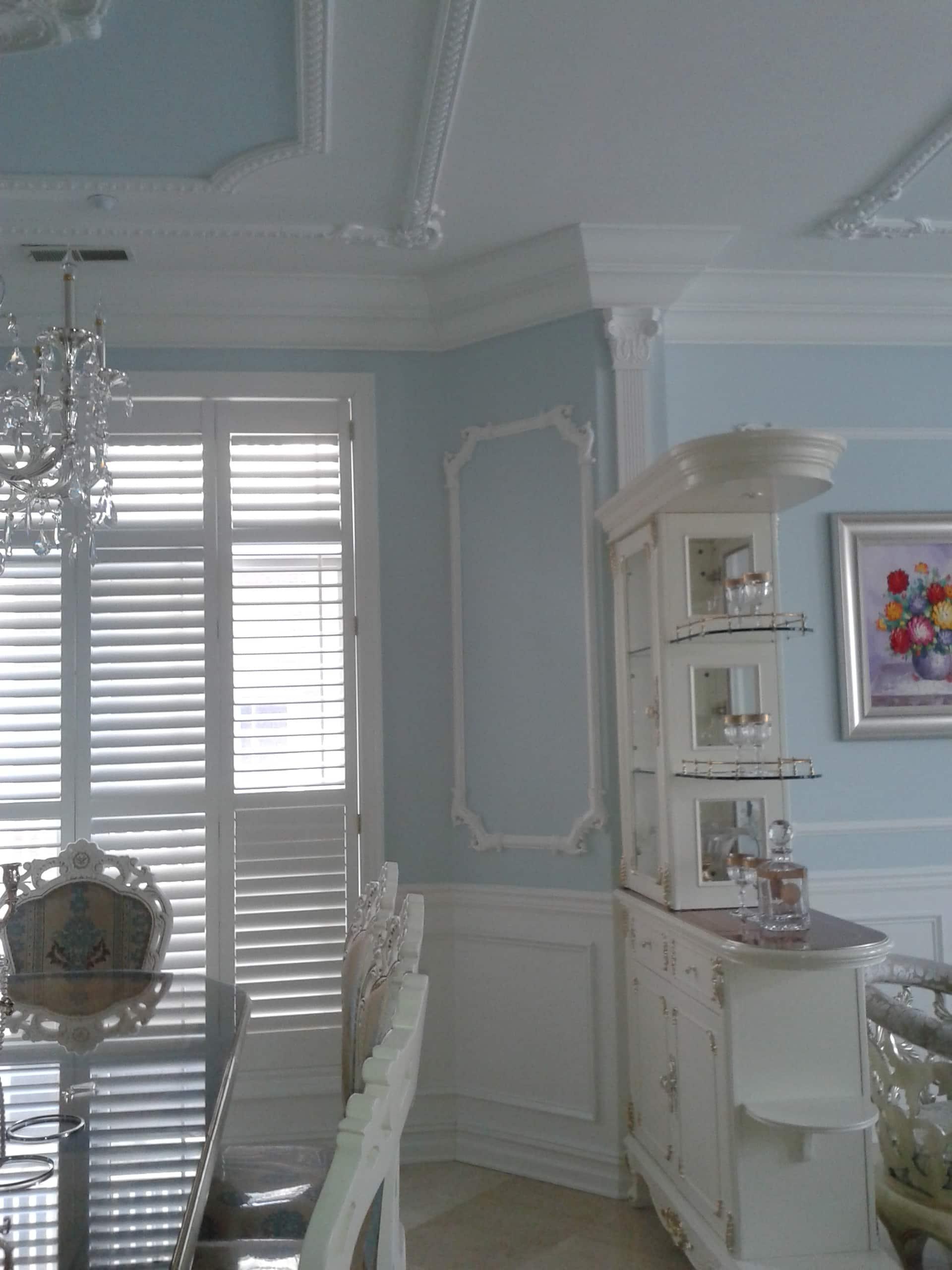 Ceiling Designs - Crown Molding NJ