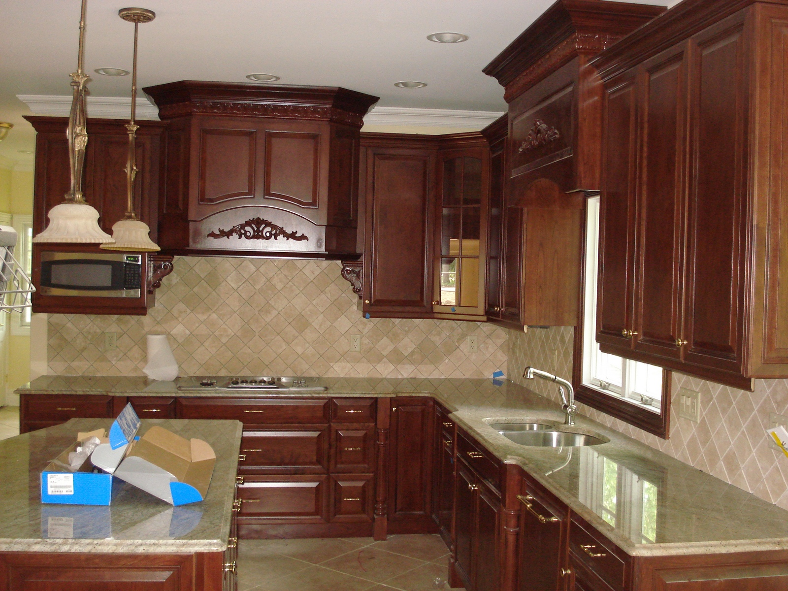 Kitchen Cabinets Custom Kitchen Cabinets Custom | Crown ...
