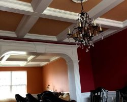 Coffer Ceilings